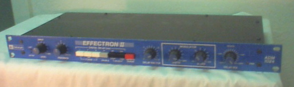 The magnificent Effectron II!